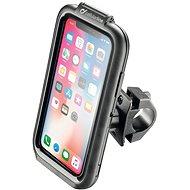 Interphone Apple iPhone X/XS készülékhez, fekete - Mobiltelefon tok