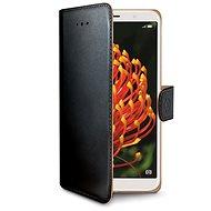 CELLY Wally Huawei Y6-hoz (2018) fekete - Mobiltelefon tok