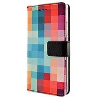 FIXED Opus Nokia 3-hoz, kockás - Mobiltelefon tok