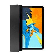 """FIXED Padcover Állványos tok Apple iPad 10,2"""" (2019/2020) készülékhez, Sleep/Wake támogatás, sötétszürke - Tablet tok"""