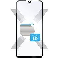 FIXED 3D FullGlue-Cover Huawei P30 Lite-hoz, fekete - Képernyővédő