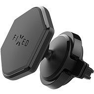 Telefontartó FIXED ICON szellőzőrácsra szerelhető tartó, fekete