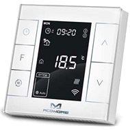 MCOHome termosztát vízmelegítéshez és kazánokhoz V2, Z-Wave Plus, fehér - Okos termosztát