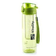 G21 Smoothie/juice palack, 600 ml, zöld - Kulacs