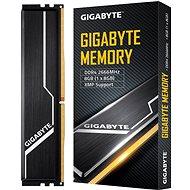 GIGABYTE 8GB DDR4 2666MHz CL16 - Rendszermemória