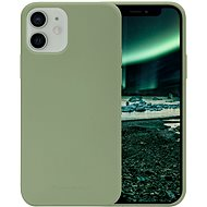 dbramante1928 Greenland - iPhone 12 mini Rainforest Dew Green - Mobiltelefon hátlap