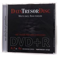 DATA TRESOR DISC DVD+R 1 db dobozban - Média