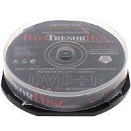 DATA TRESOR DISC DVD + R 10 db-os kiszerelés - Média