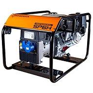 Egyfázisú professzionális generátor GENERGA SP6H AVR - Aggregátor