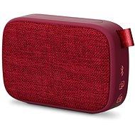 Energy Sistem Fabric Box 1+ Cherry - Bluetooth hangszóró