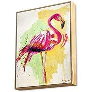 Energy Sistem Frame Speaker Flamingo - Bluetooth hangszóró