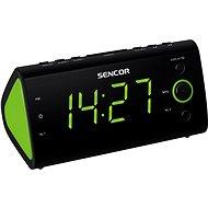 Sencor SRC 170 GN zöld - Rádiós ébresztőóra