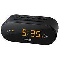 Sencor SRC 1100 fekete - Rádiós ébresztőóra