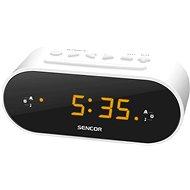 Sencor SRC 1100 fehér - Rádiós ébresztőóra