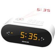 Sencor SRC 3100 fehér - Rádiós ébresztőóra