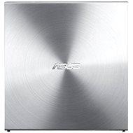 ASUS SDRW-08U5S-U ezüst + szoftver - Külső DVD-író