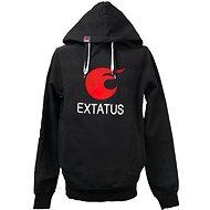 eXtatus rajongói pulóver fekete XXL - pulóver