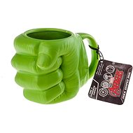 Marvel Hulk-shaped Mug - Bögre