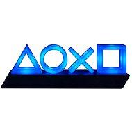 USB PlayStation Icons Light PS5 - Asztali lámpa