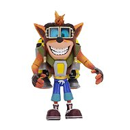 Crash Bandicoot - Crash with Jetpack Deluxe Action - Figura