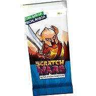 Scratch Wars - Booster Big Pack 15 - Kártyajáték