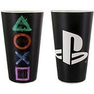PlayStation - Pohár PS logóval - Pohár hideg italokhoz