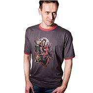 Marvel Infinity War Avengers - Póló