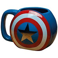 Captain America Shield Mug - Bögre