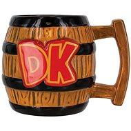 Donkey Kong Shaped Mug - Bögre