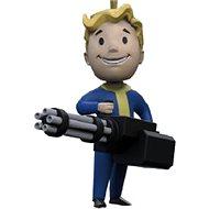 Fallout Vault Boy 3D - Big Gun - kulcstartó - Zseblámpa kulcstartó