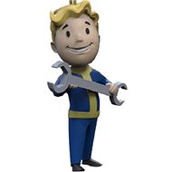 Fallout Vault Boy 3D - Repair - kulcstartó - Zseblámpa kulcstartó