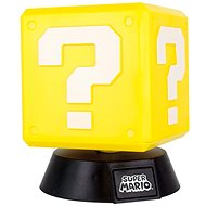 NINTENDO - 3D Lamp Super Mario Question Block - Világítás