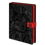 Star Wars - Darth Vader - jegyzetfüzet - zsebkönyv