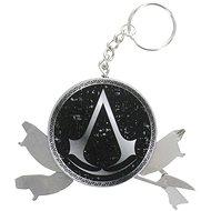 Assassins Creed - többfunkciós kulcstartó - Zseblámpa kulcstartó