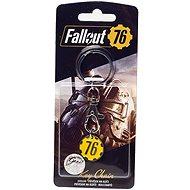 Fallout 76 Trolley kulcstartó - Zseblámpa kulcstartó
