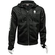 Dell Alienware Poly-Tech Hoodie Black - Kapucnis pulóver