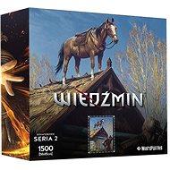 Vaják - Táltos ló - hivatalos puzzle - Puzzle