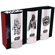 Star Wars - 3x pohár - Pohár hideg italokhoz