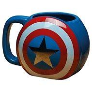 Marvel Captain America 3D - bögre - Bögre