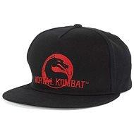 Mortal Kombat Dragol Logo Snapback - baseball sapka - Baseball sapka