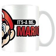 It's-A Me, Mario - bögre - Bögre