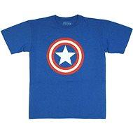 Captain America Logo - póló - Póló