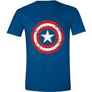 Captain America Cracked Shield - póló - Póló