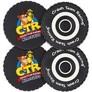 Crash Team Racing Tyre - poháralátét - Alátét/szőnyeg