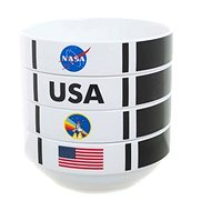 NASA Shuttle Stackable Set - tálak - Szett