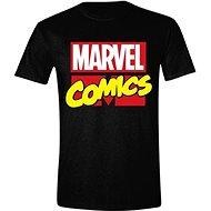 Marvel klasszikus logó - Póló