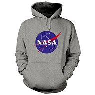 NASA Logo, szürke pulóver - Pulóver