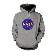NASA Logo, szürke pulóver, S - pulóver