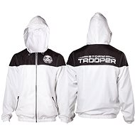 Star Wars Stormtrooper Windbreaker - dzseki XL - Dzseki