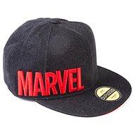 Marvel Logo - baseballsapka - Baseball sapka